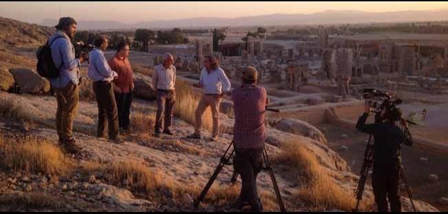 Enquêtes archéologiques : Persépolis, le paradis perse