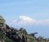 Mont Ararat (vu depuis l'Arménie) (© P.Lombard - Archéorient)